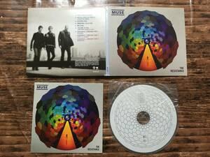 3m 2194 【迅速発送】 CD MUSE / THE RESISTANCE 国内盤【同梱でお得】