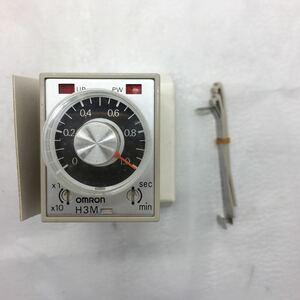 T563 OMRON H3M-B(1S 10S 1M 10M) 24VDC 未使用保管