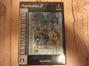 キングダムハーツ2 final mix + ファイナルミックスプラス PS2