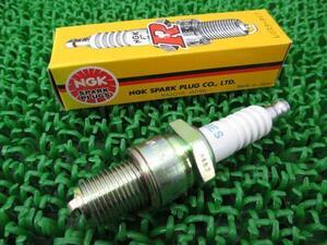 new goods NGK Japan special . industry spark-plug BR9ES stock have immediate payment Lanza DT200R WR DT125R TDR