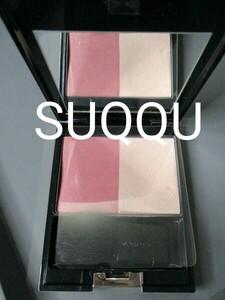 【USED】SUQQU(スック)ピュアカラーブラッシュ 108 艶薔薇