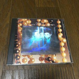 プリンス Prince & The New Power Generation Diamonds And Pearls USA盤CD