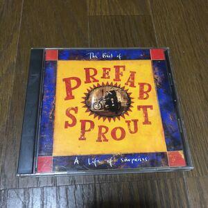 プレファブ・スプラウト ザ・ベスト・オブ 国内盤CD
