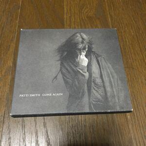 パティ・スミス GONE AGAIN USA盤CD