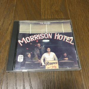 The Doors Morrison Hotel USA盤CD
