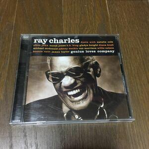 レイ・チャールズ ジーニアス・ラヴ~永遠の愛 国内盤CD