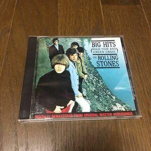 ザ・ローリング・ストーンズ ビッグ・ヒッツ 国内盤CD