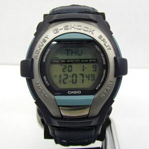 美品 G-SHOCK ジーショック CASIO カシオ 腕時計 GT-000AB-2 G-COOL Gクール Annelies Braeckman アナリス・ブレックマン RY2229