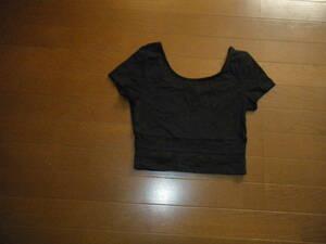 H&M 黒 シースル☆