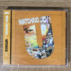 (B68)新品CD100円 HEMO+MOOFIRE WATCHING U
