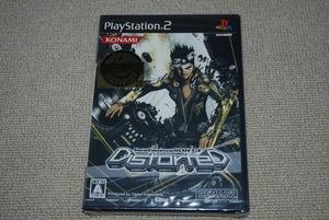 【新品】PlayStation2 ソフト「Beatmania IIDX 13 DistorteD」 検索:PS2 プレイステーション ビートマニア BEMANI 未開封 KONAMI