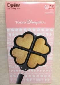 日本製TDSダッフィー フライパン シェリーメイ ジェラトーニ ステラルー ディズニーシー限定 キッチン用品 お菓子作りに♪