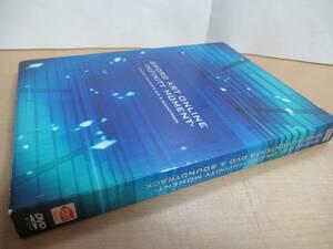 DVD ソードアート・オンライン インフィニティ・モーメント スペシャルコンテンツDVD&サウンドトラック メイキング アインクラッド 日本語