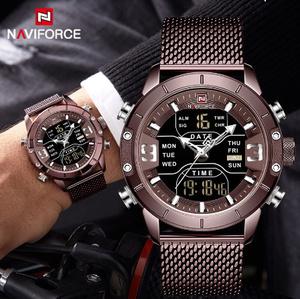 高級ブランドステンレス腕時計 軍ミリタリー表示防水時計レロジオ masculino k-2330