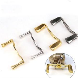 8*5mm 餌鋳造金属部品ダイワ/アブ/シマノ釣り リールハンドルノブ  Baitcasting 釣具アクセサリー k-2388