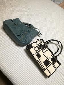 トートバッグ かばん 鞄 バック バッグ 二個セット レイジースーザン LS ハンドバッグ 手提げかばん