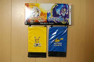 3DS ポケットモンスター サン ムーン ダブルパック ポケモン