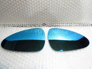 Porsche / Panamera (970)/ previous term wide mirror / blue lens [Euro Gear] new goods /PORSCHE/PANAMERA/