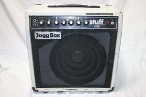 ★ 送料無料! ★ JUGG BOX ジャグボックス 真空管ギターアンプ STUFF 020G ジャンク Junk