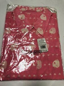 PJ ピーチジョン PEACH JHON スィートフルーティ いちご スリープシャツ タグ付き未使用 Mサイズ ジェラピケ ピンク ナイティ