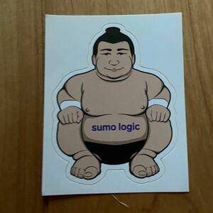sumo logic 相撲 力士 シール ステッカー