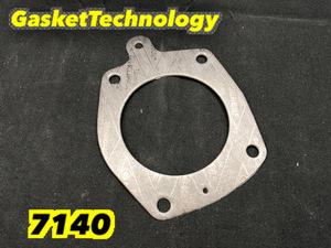 Gasket-Technolgy《7140》11060-3714 KAWASAKI 750SX 750SXi 800SX-R 800X-2 マフラー チャンバー ガスケット カワサキ