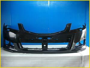 スバル 純正 BR9 BM9 レガシィ 前期 フロントバンパー 57704AJ040 黒系