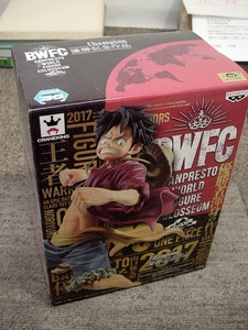 ワンピース 造形王頂上決戦 ルフィ フィギュア ●SPECIAL BWFC 優勝記念作品 新品