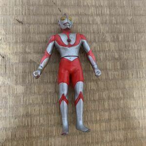 当時物 初代 ウルトラマン ソフビ 円谷プロ ポピー 人形