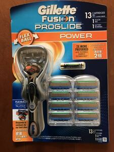 ☆ Бесплатная доставка Gillette Gilleet Fusion Proglide Flex Ball Power Body Smartace Blade 13 штук Schick Thubly Hydro5 Hydro 5