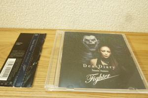 安室奈美恵 namie amuro Dear Diary Fighter CD SINGLE シングルアルバム