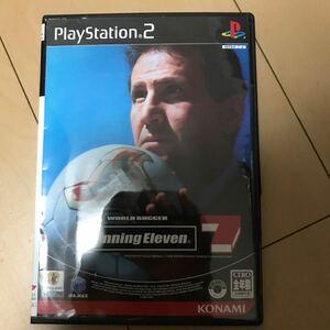 【PS2】 ワールドサッカー ウイニングイレブン7