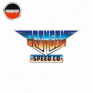 NEW ■ BRONSON ブロンソン Heavy Metal Sticker ロゴ ステッカー/WA0070 スケート スケボー