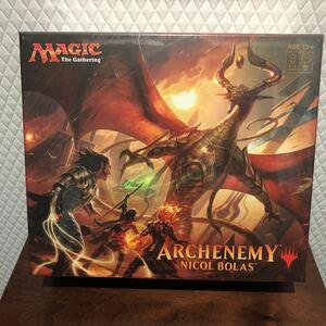 【新品未開封】MTG Archenemy Nicol Bolas アーチエネミー ニコル・ボーラス マジック ザ・ギャザリング Magic The Gathering