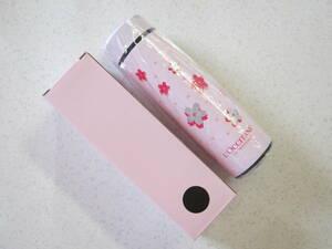 L´OCCITAN ☆ ロクシタン 非売品 ノベルティ 未使用 保冷機能 OHANAMI ボトル ステンレス製 まほうびん 桜 サクラ ピクニック ランチ