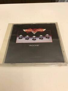 エアロスミス CDアルバム ロックス