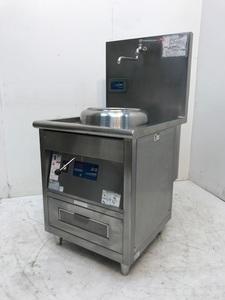 ニチワ/nichiwa IH中華コンロ MCR-636BMP 2009年製 動作確認済 中華コンロ/IHコンロ/業務用/店舗用品/厨房機器