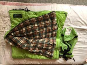 寝袋 封筒型 フィールドビレッジ