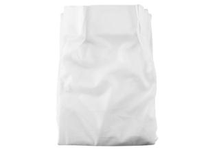 A2511■訳あり レースカーテン 遮熱 見えにくいミラー加工 UVカット 1枚 幅200x176cm ホワイト