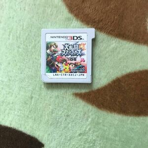 大乱闘スマッシュブラザーズ 3DSソフト他3個セット