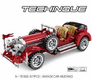 LEGO互換 クラシックカー