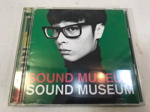 テイ・トウワ Towa Tei / SOUND MUSEUM  2枚組 アルバム CD 中古