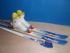 На следующий день  Доставка  да  *  дети  использование  лыжи  набор  *  ( 130/23/105 )  * 762