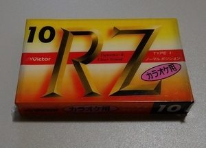 未使用 カセットテープ Victor ビクター RZ 10 TYPE1 NORMAL 10分 RZ-10C ③