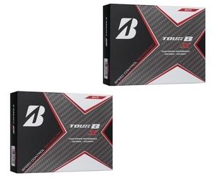 ブリヂストンゴルフ 2020年モデル TOUR B X イエロー 2ダース
