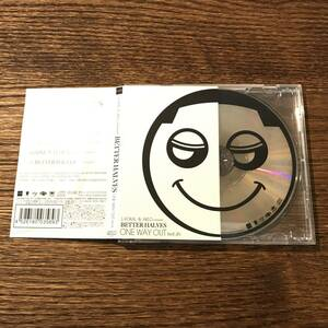 【BETTER HALVES (L-VOKAL & AKLO)】ONE WAY OUT