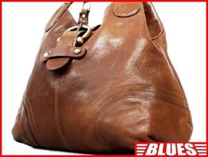 即決★DAKOTA★レザーハンドバッグ メンズ 茶 ブラウン 本革 トートバッグ 本皮 かばん 鞄 レディース バックル 手提げバッグ