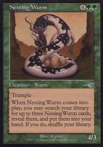034084-002 NE/NEM 巣ごもりワーム/Nesting Wurm 英2枚