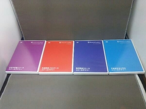 【未開封!!】ファイナンシャルアカデミー Financial Academy DVD 4枚セット