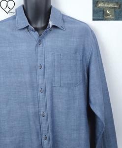 《郵送無料》■Ijinko★エディーバウアー ( Eddie Bauer ) ★M サイズ長袖シャツ